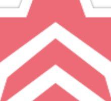 Pastel Renegade  Sticker