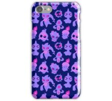 Ghost Pokemon Pattern iPhone Case/Skin