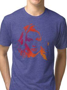 Cutout Series: 01 Scarlett Johansson Tri-blend T-Shirt