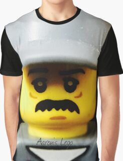 Lego Janitor minifigure Graphic T-Shirt