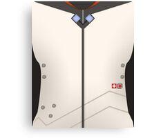 Medic Armor Canvas Print