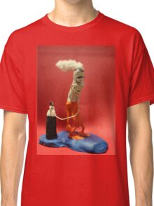 Lung cancer Classic T-Shirt