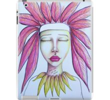 Grow Where You Are Planted iPad Case/Skin