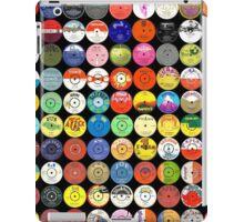 Reggae/Ska Records iPad Case/Skin