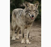 Rescued Timber Wolf 1 Unisex T-Shirt