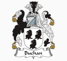 Buchan Coat of Arms / Buchan Family Crest Kids Clothes