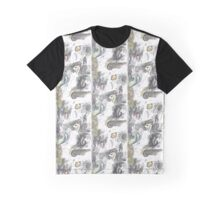 Story of the bunny party. Graphic T-Shirt