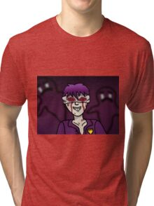 Five Nights At Freddy's: Bleed It Out Tri-blend T-Shirt