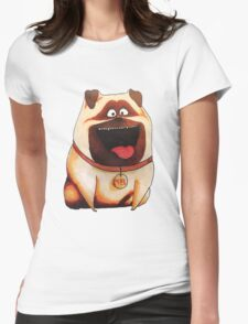 The secret life of pets - Mel  Womens Fitted T-Shirt