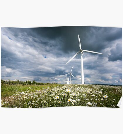 Tilting at Windmills Poster