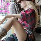 Toronto Mannequin 1a. by Dave Hare