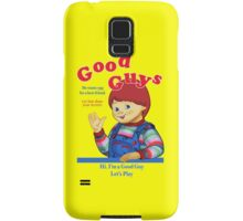 Good Guys Samsung Galaxy Case/Skin