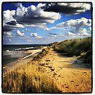 East Coast, Norfolk UK by crashbangwallop