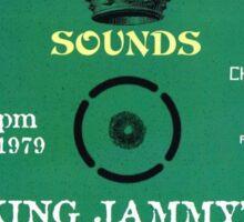 Kingston Sounds Sticker