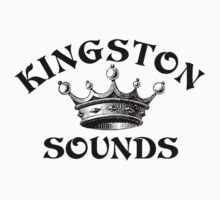 The Kingston Sounds  Kids Tee