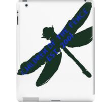 Children Among The Fence iPad Case/Skin