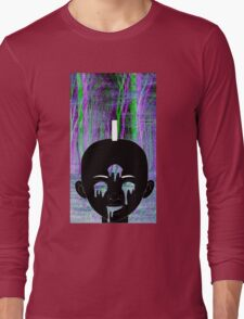 Black Kirikou Long Sleeve T-Shirt