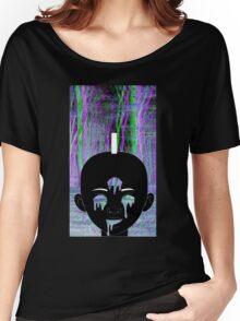 Black Kirikou Women's Relaxed Fit T-Shirt
