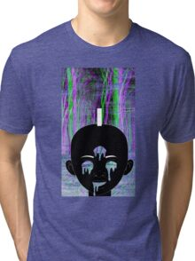 Black Kirikou Tri-blend T-Shirt
