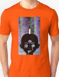 Black Kirikou Unisex T-Shirt