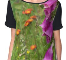 Foxglove Women's Chiffon Top