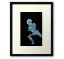 WDVMM - 0265 - Straight Man Framed Print