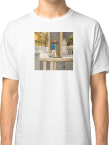 Thailand. Grand Palace, Smile... Classic T-Shirt
