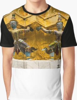 Thailand. Temple of the Emerald Buddha Graphic T-Shirt