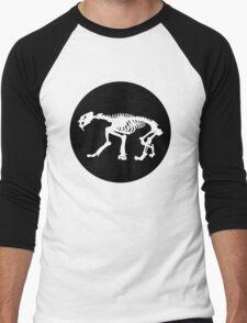 Smilodon Men's Baseball ¾ T-Shirt