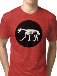 Smilodon Tri-blend T-Shirt