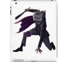 The Renegade Toaster Lands! iPad Case/Skin