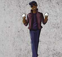 Jay-Z by Peter Antoniou