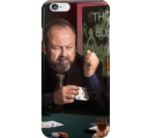 The poker cheat iPhone Case/Skin