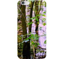 Swamp Waters iPhone Case/Skin