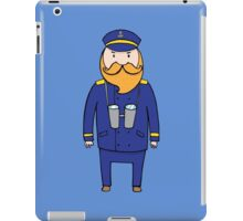Captain iPad Case/Skin