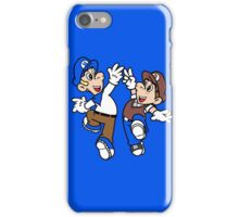 Super Venture Brothers (No Text) iPhone Case/Skin