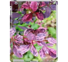 Red Rover iPad Case/Skin