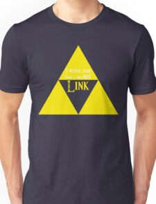 mmmm, u link? Unisex T-Shirt
