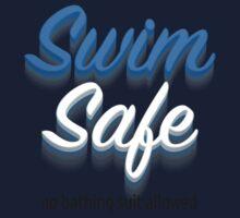 Swim Safe Baby Tee
