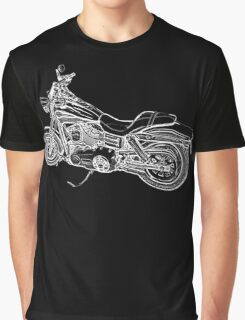Urs' Harley (black) Graphic T-Shirt