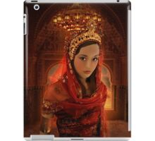 Hadassah - The Girl Who Became Queen Esther iPad Case/Skin