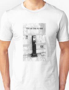 Telephone Love Unisex T-Shirt