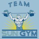 Team Sun Gym by rigg