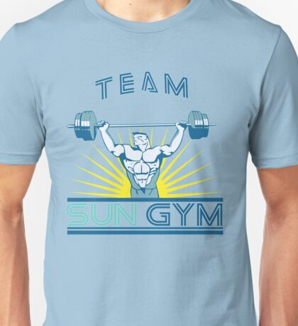 Team Sun Gym Unisex T-Shirt
