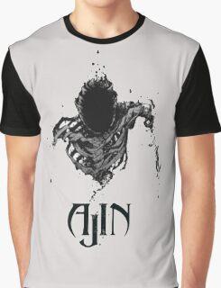 Ajin - Naga kei Ajin Anime Graphic T-Shirt