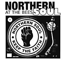 Northern Soul At The Bees Soul Photographic Print
