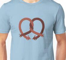 Pretzel Dogs Unisex T-Shirt