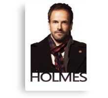 Elementary - Holmes Canvas Print