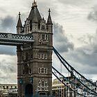 Tower Bridge by Anastasia E