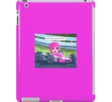 When Does The Fun Start? iPad Case/Skin